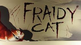 Fraidy Cat - logo