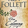 Carte livre Ken Follett - couverture originale
