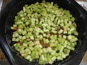 rhubarbe avant cuisson
