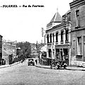 FOURMIES-La Rue du Fourneau