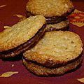 Les gâteaux comme à ikéa qui ont un nom imprononçable! (havreflarn pour les initiés)
