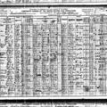 USA census 1910 Emil MONDZECH