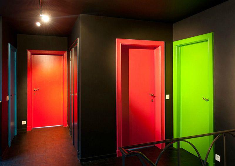 la decopelemele les halls d 39 entr e et de nuit el 39 lef bien. Black Bedroom Furniture Sets. Home Design Ideas