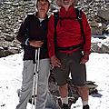 P1020863A Mon frére Fabrice et moi sur un nivet