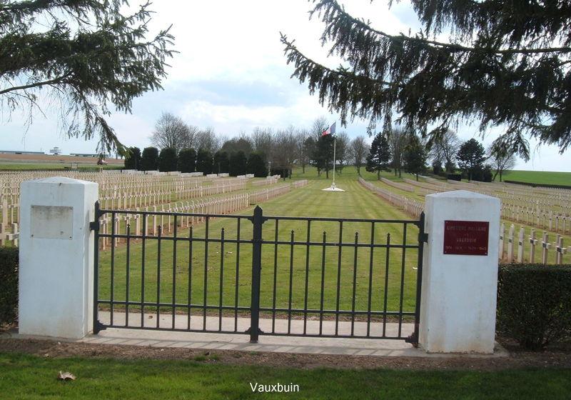 Nécropole de Vauxbuin