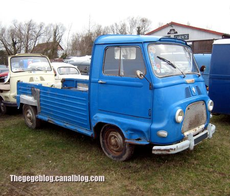 Renault estafette 1000 pick-up (Sessenheim) 01