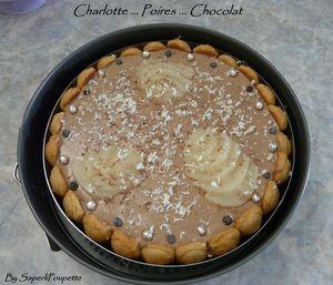 Charlotte Poires Chocolatjpg