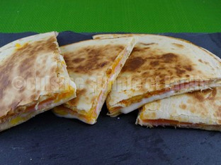 quesadillas jambon fromage 06