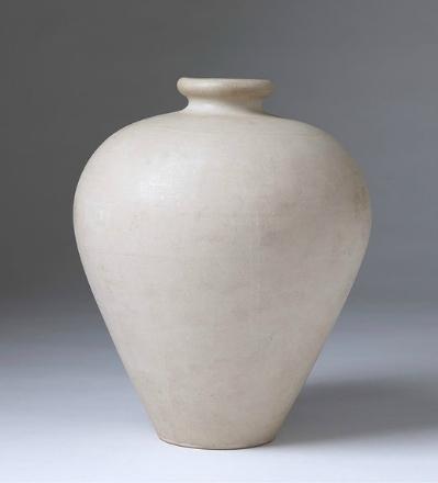 Vietnamese White-ware Meiping