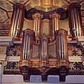 Orgue de l'église saint-pierre