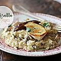 Risotto express aux cèpes