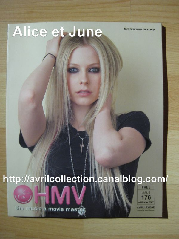 HMV Magazine-avril mai 2007