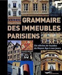 grammaire des immeubles de Paris
