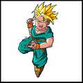 Fan'arts - dragon ball z - trunks