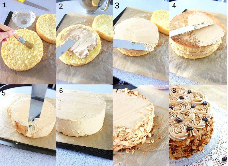 Montage biscuit MOKA