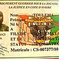 Terroristes malien en côte d'ivoire
