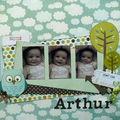 Arthur élu