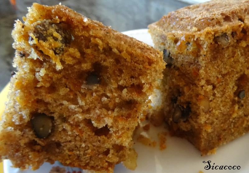Recette gateau carotte with recette gateau carotte free cest une recette facile faire et trs - Recette tuiles aux amandes masterchef ...