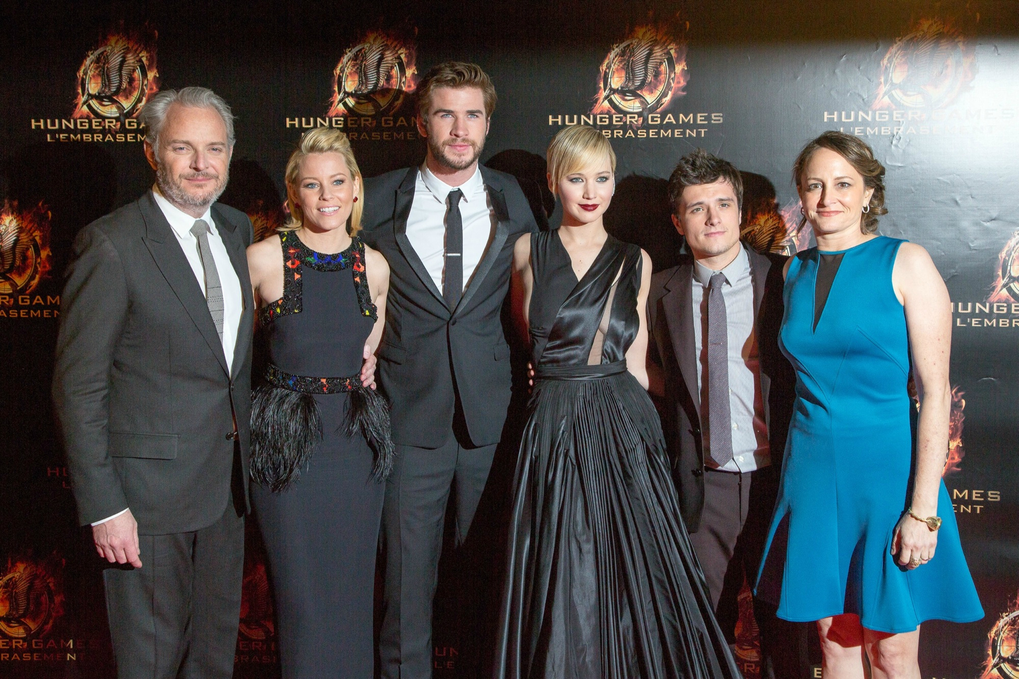 Catching Fire Premiere Paris10