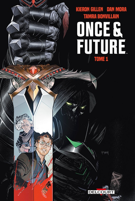 delcourt once & future 01