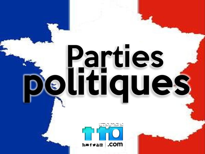 2016 - PARTIES POLITIQUES