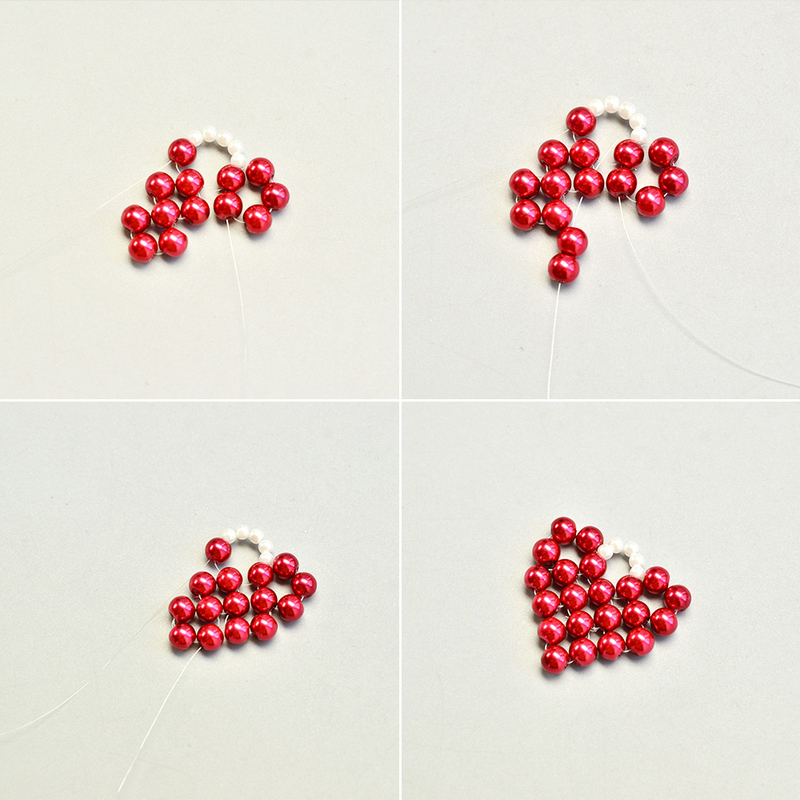 collier avec es perles en verre2