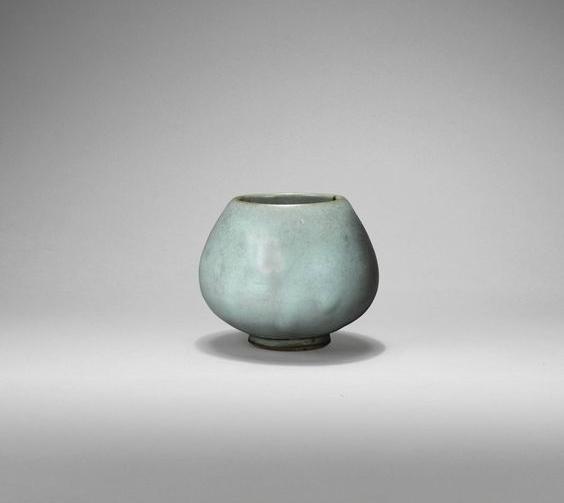 Pot en grès Jun, Dynastie Song-Yuan