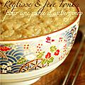 Aubergine, réglisse & fève tonka