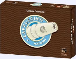 Boutique jeux de société - Pontivy - morbihan - ludis factory - Cappuccino
