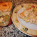 Pâté au saumon style pot en pot