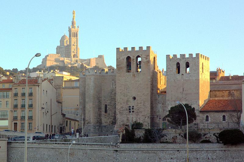abbaye st victor 12siècle marseille