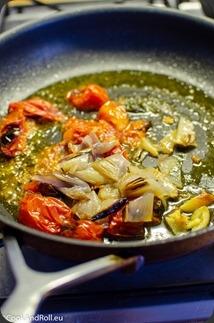 Spaghetti-tomates-roties-burrata-18