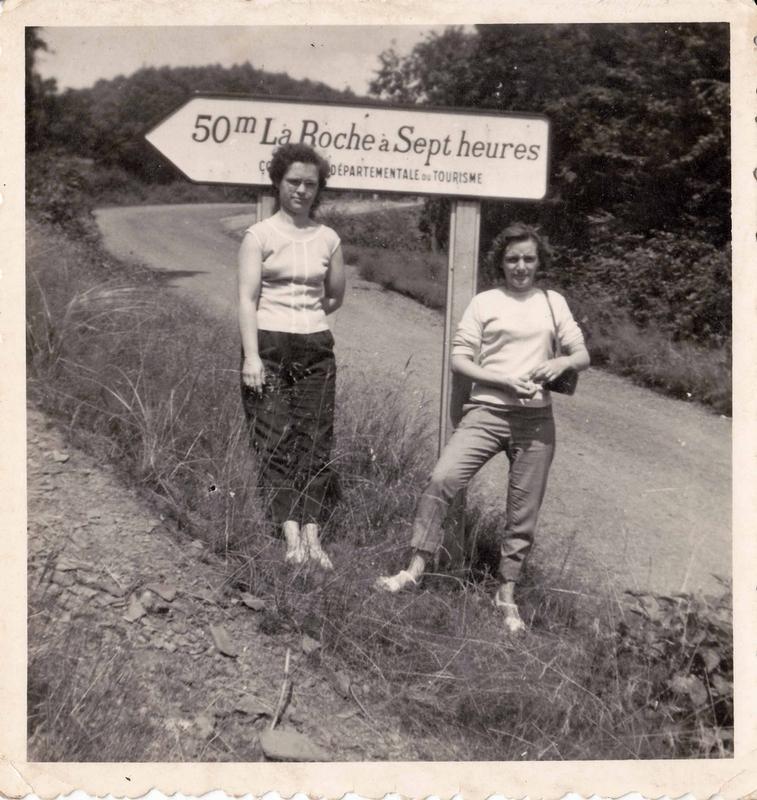 Vacances de Paul et Jeanne dans les Ardennes avec Clément et Marie-Thérèse Fouquart 07