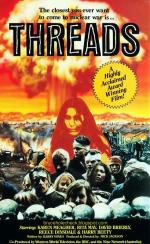 Threads US World Video VHS Front