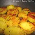 Pomme de terre rissolées - 3pts/pers