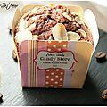 Petits gâteaux espresso & chocolat + découverte des capsules gourmesso