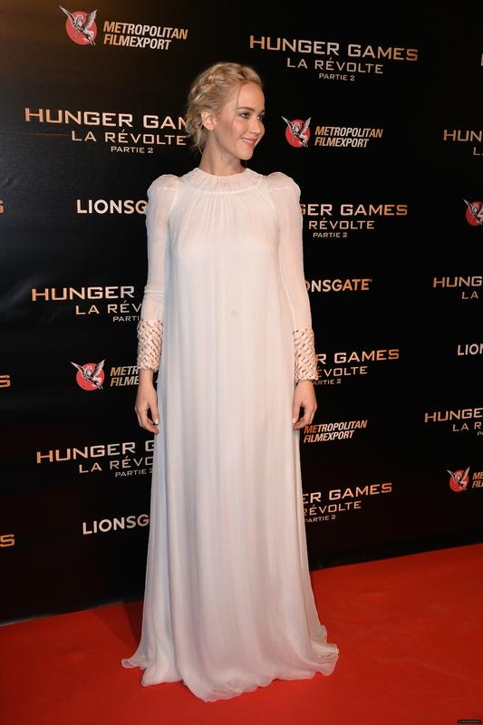 Hunger Games Mockingjay Part 2 Paris Premiere 03