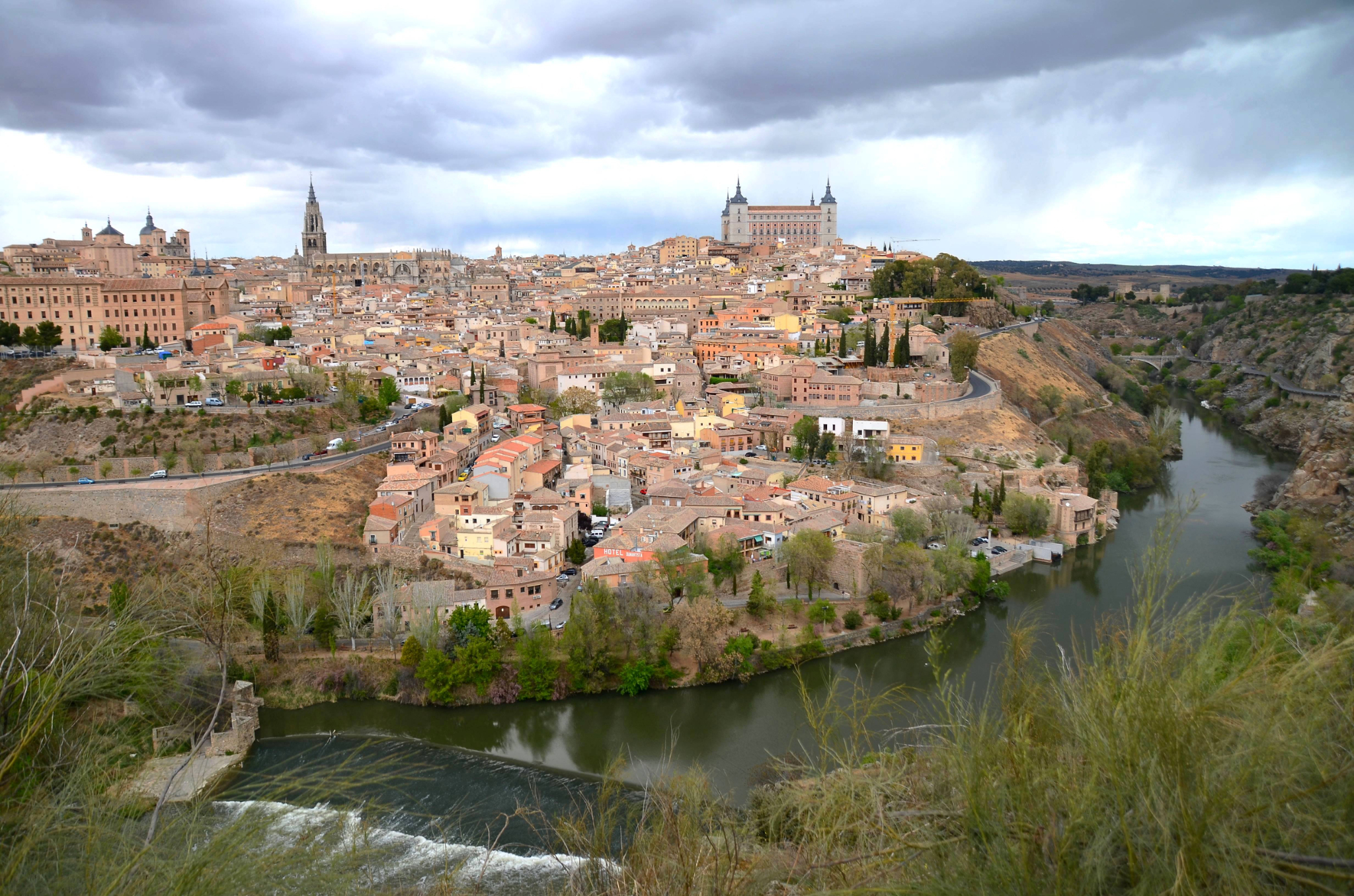 Tolède : la ville spectaculaire