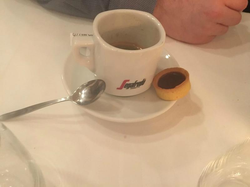 Café serré