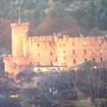 Dunveggan Castle en Ecosse