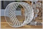 Verres cristal service Baccarat Lucullus, Baccarat crystal glasses