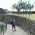 Au fort Napoléon