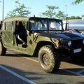 Hummer H1 US army (Rencard du Burger King juin 2010) 01
