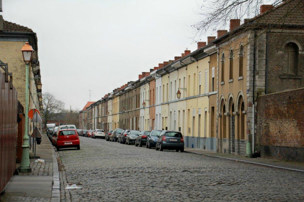 Rue Sainte Victoire.