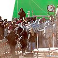 Mockingjay movie set 02
