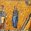 Jean 12, 20-33 : l'élévation en croix, la tombée en terre et la glorification
