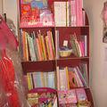 Le coin princesse et fées(livres, jeux, jouets et costumes)