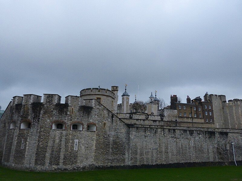 tower of london the city l