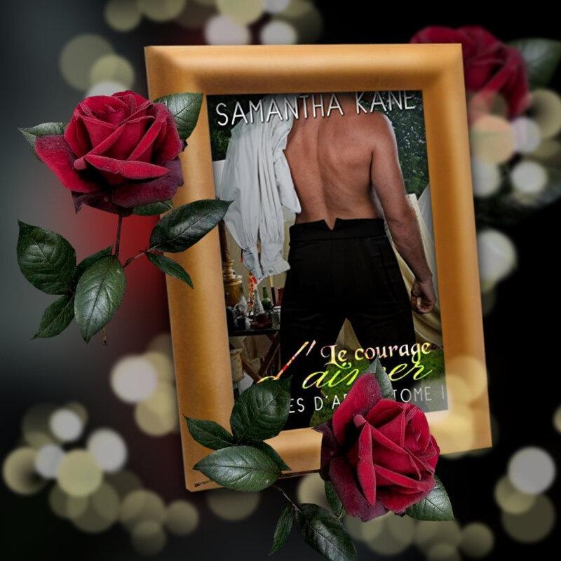 Frères d'armes tome 1 : le courage d'aimer (Samantha Kane)