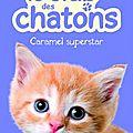 Petits romans : le club des chatons